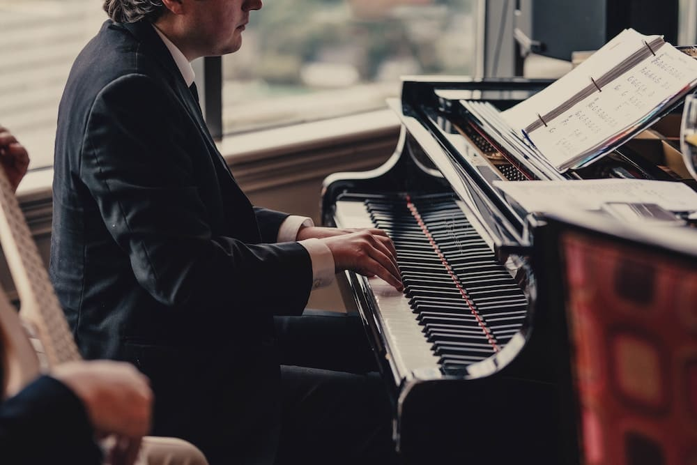 What does it take to become a professional pianist?